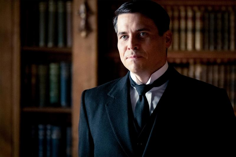 Downton Abbey's Rob James-Collier was 'gobsmacked' by this moment in Barrow's romantic journey