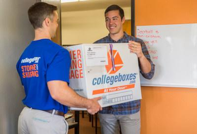 Collegeboxes and U-Haul are helping students and universities with immediate moving, shipping and storage needs as campuses empty mid-term and schools transition to virtual instruction amid the COVID-19 outbreak.