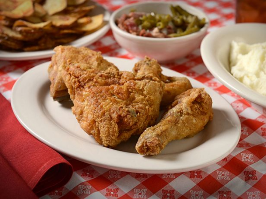 Where To Find The Best Fried Chicken Ever