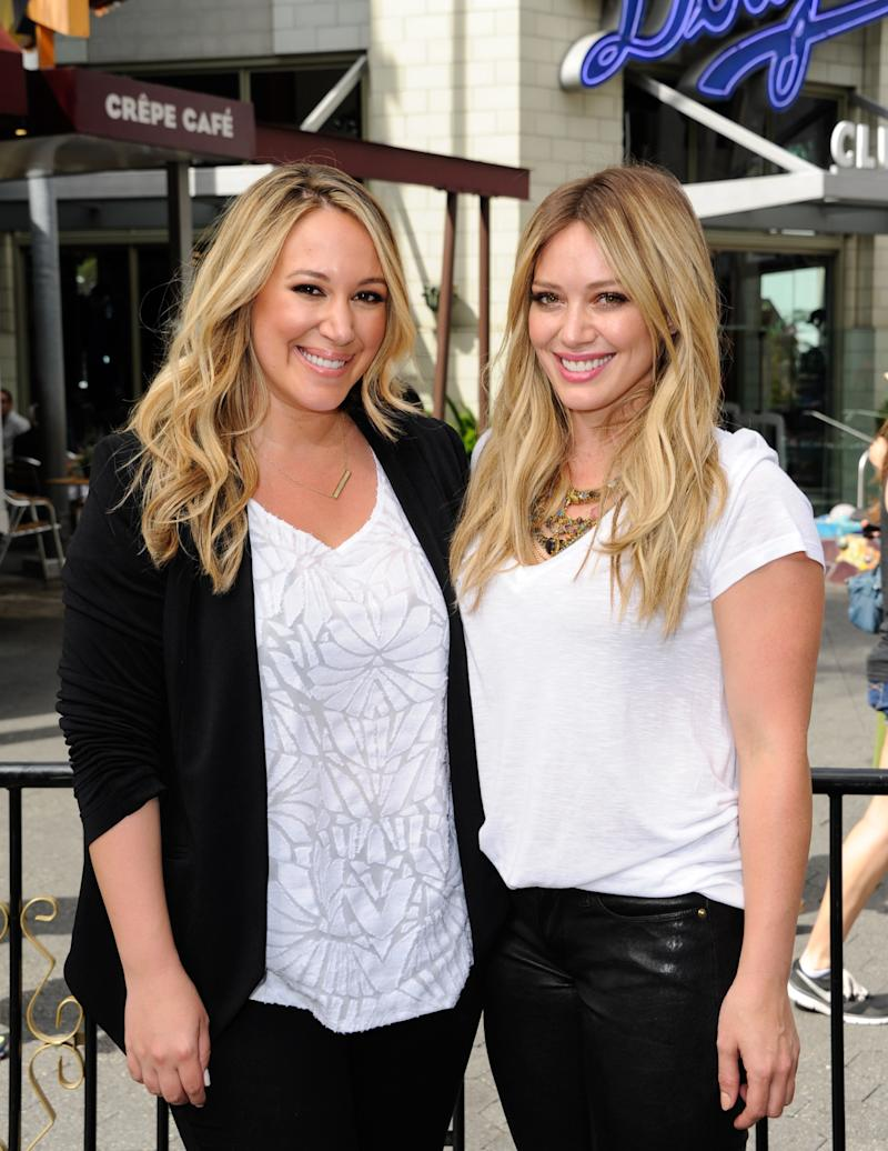 78a0c6aed5aa The Headline About Her Son That Made Hilary Duff Cringe