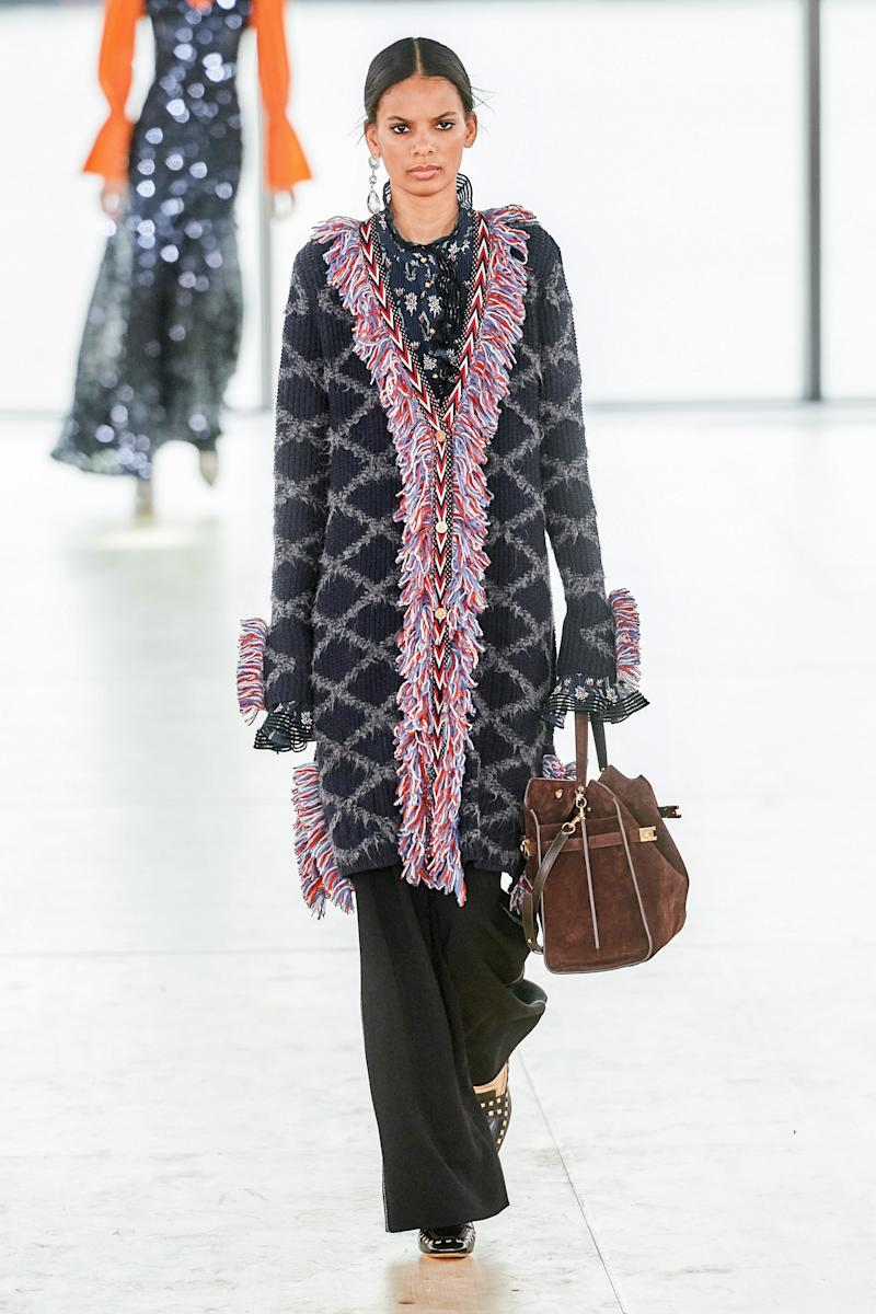 Tory Burch Fall/Winter 2019 collection. (PHOTO: Tory Burch)
