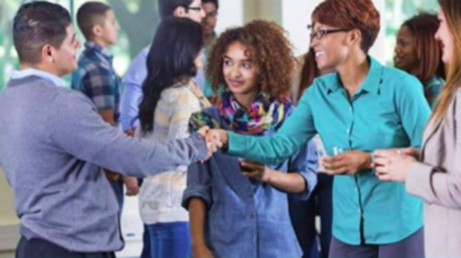 Networking Group Invites White People To 'Come Meet A Black Person'