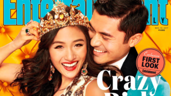 These Shots From 'Crazy Rich Asians' Prove The Movie Is Gonna Be So Money