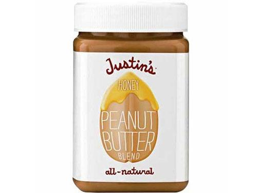 justin's Organic Peanut Butter With Honey