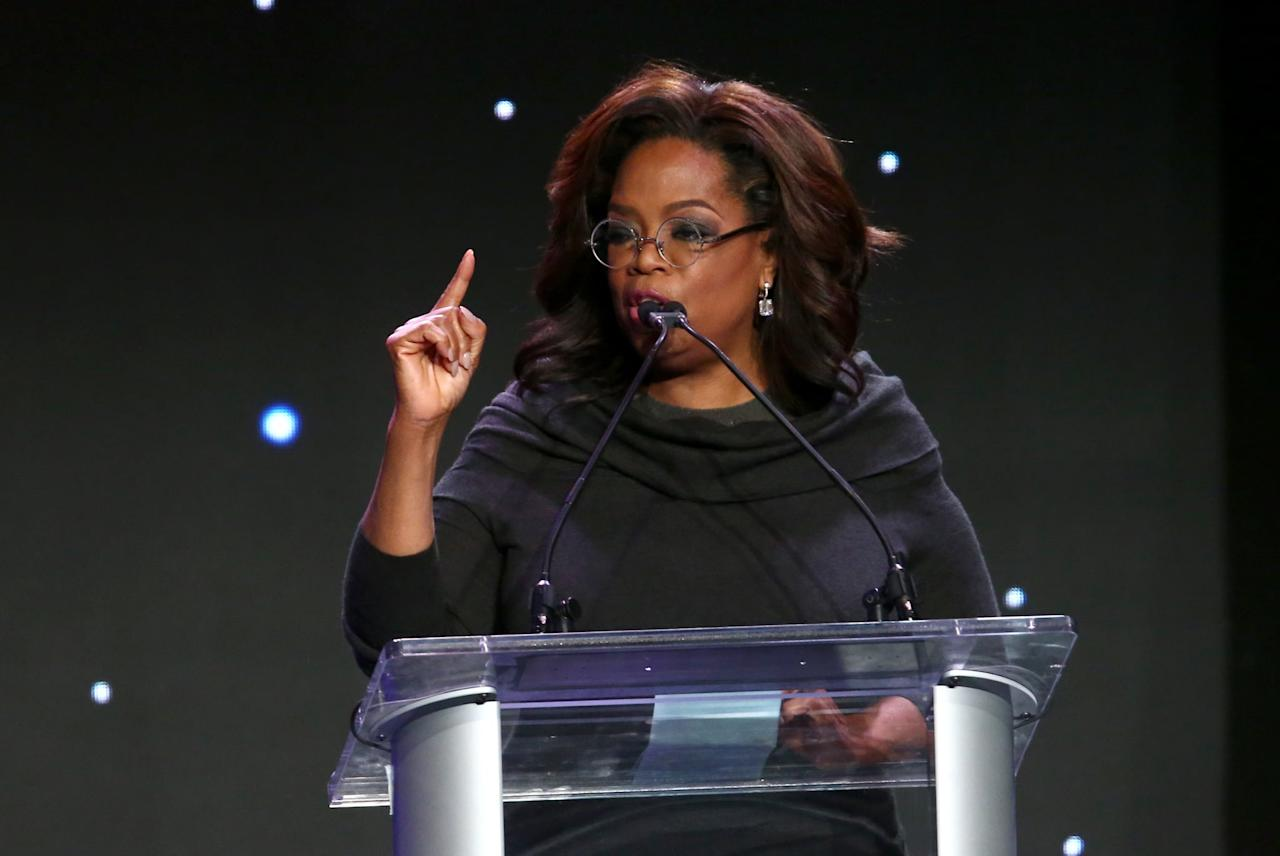 <p>The former queen of daytime TV is bringing her media empire to Apple with a multiseries deal. Her projects include the documentary <strong>Toxic Labor</strong>, as well as an untitled docuseries about mental health and a new, interactive version of her famous book club. </p>