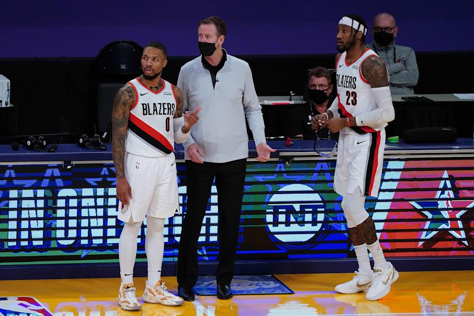 Terry Stotts was 402-318 in nine seasons with the Blazers.