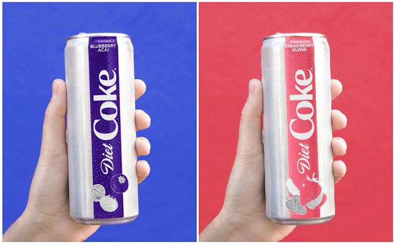 dd0d0b23b Diet Coke s surprising new flavors are here to zest up your life