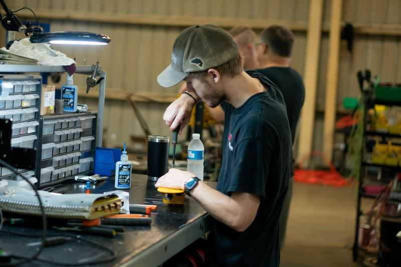 Manufacturers take a double hit from labor and materials