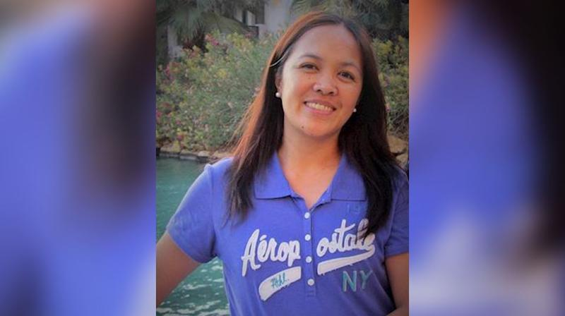 Arlene Padawag-Cosme had been in an induced coma ever since she collapsed in her home on November 20, four days after giving birth. Source: Givealittle