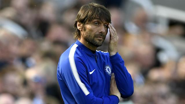 Antonio Conte was Chelsea manager for two seasons, winning both the Premier League title and FA Cup