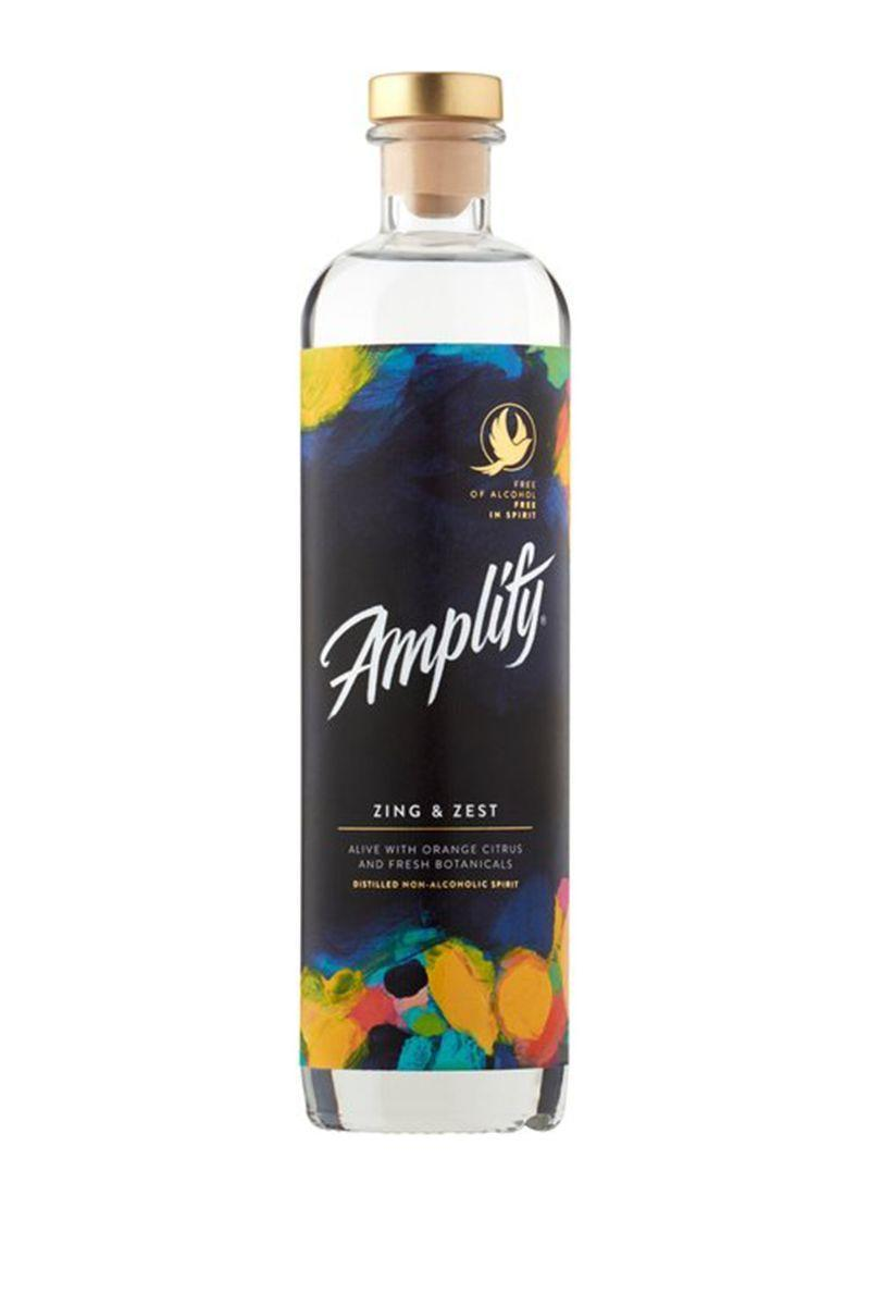 "<p>From new alcohol-free specialists <a href=""https://www.drinkamplify.co.uk"" rel=""nofollow noopener"" target=""_blank"" data-ylk=""slk:Amplify"" class=""link rapid-noclick-resp"">Amplify</a>, the Zing & Zest is a new non-alcoholic spirit bursting with flavour, perfect for those who don't want to compromise on taste while living a sober lifestyle.</p><p>Available from Morrisons - £10</p><p><a class=""link rapid-noclick-resp"" href=""https://go.redirectingat.com?id=127X1599956&url=https%3A%2F%2Fgroceries.morrisons.com%2Fwebshop%2Fproduct%2FAmplify-Distilled-NonAlcoholic-Spirit%2F494335011%3Fparam%3Damplify%26from%3Dsearch&sref=https%3A%2F%2Fwww.elle.com%2Fuk%2Flife-and-culture%2Fg25390869%2Fbest-non-alcoholic-drinks-for-festive-season%2F"" rel=""nofollow noopener"" target=""_blank"" data-ylk=""slk:SHOP NOW"">SHOP NOW</a></p>"