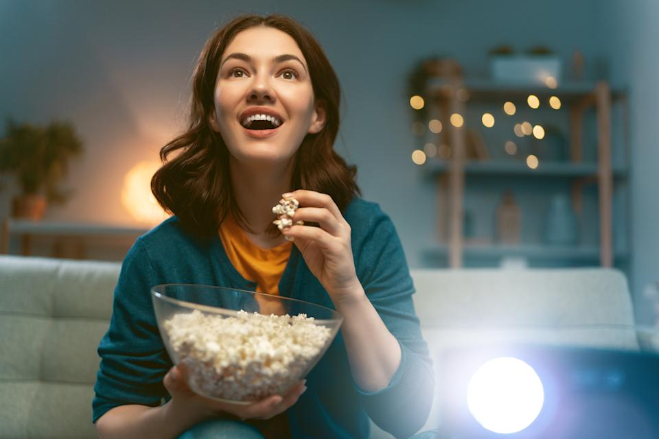 Queue up these feel-good movies on Netflix, Disney+ and Crave to enjoy a long weekend of fun. (Getty Images)