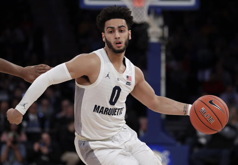 No. 5 Maryland looks to stop Marquette's Howard