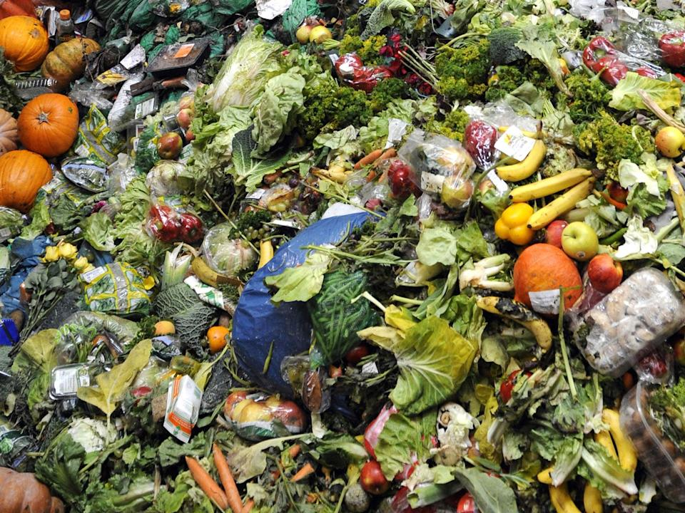 France is trying to cut down on food waste (Getty Images)
