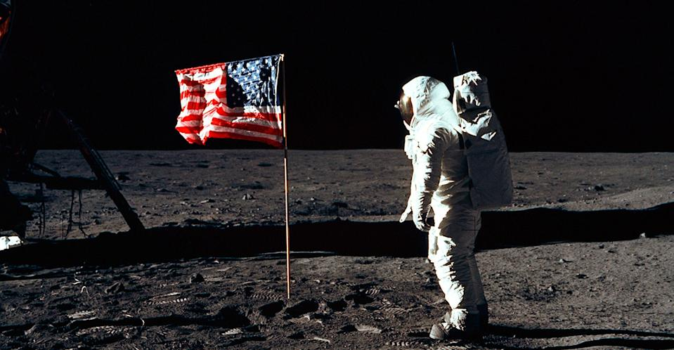 The Moon Landing of 1969. (PA Images)