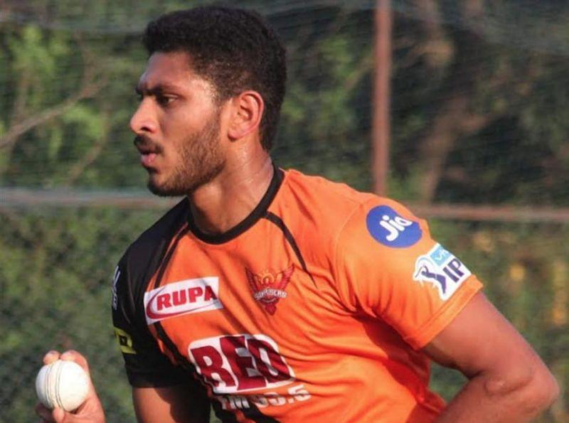Basil Thampi has the pace and can bowl 140+ consistently.