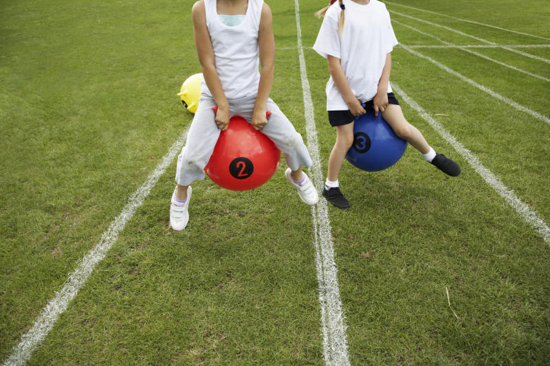 Parents have been banned from attending sports day at one primary school [Photo: Getty]