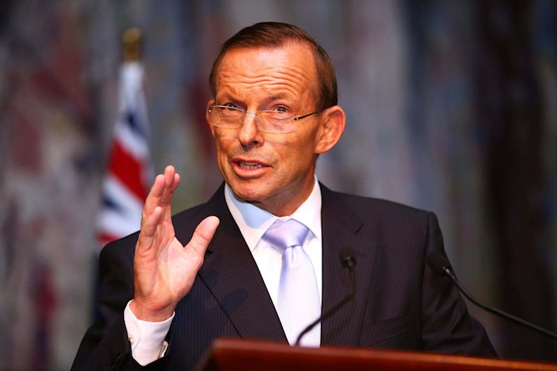 Tony Abbott (Getty Images)