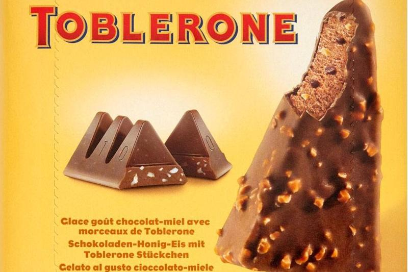 Toblerone fans are thrilled over the release of a new ice cream: MySupermarket