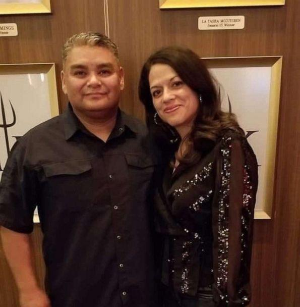 PHOTO: Billy Loredo died Dec. 13 at McAllen Medical Center in McAllen, Texas. Shortly before his death, the 45-year-old emailed a letter to his wife of 21 years, Sonya Kypuros. Loredo was an attorney who enjoyed hunting with his brother. (Pedro Loredo/Sonya Kypuros)