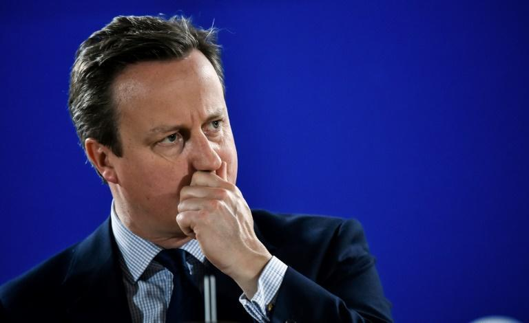 David Cameron is the biggest name dragged into the scandal