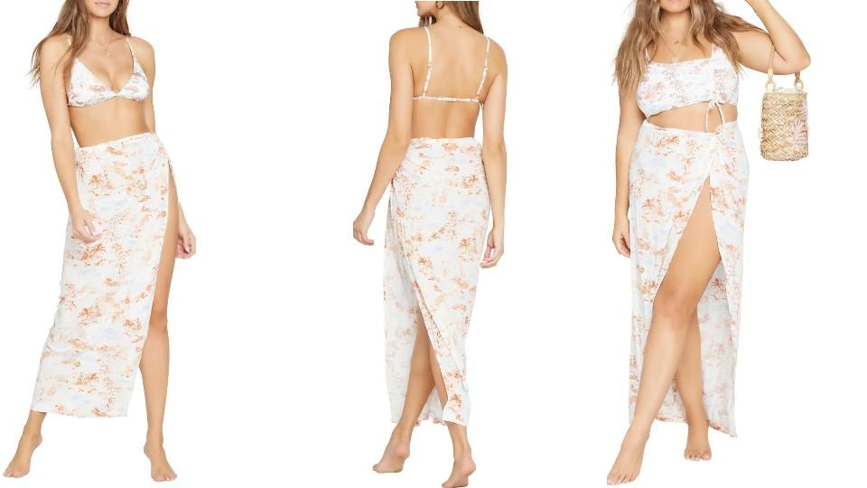 L Space Mia Cover-Up Skirt - Nordstrom, $68 (originally $114)