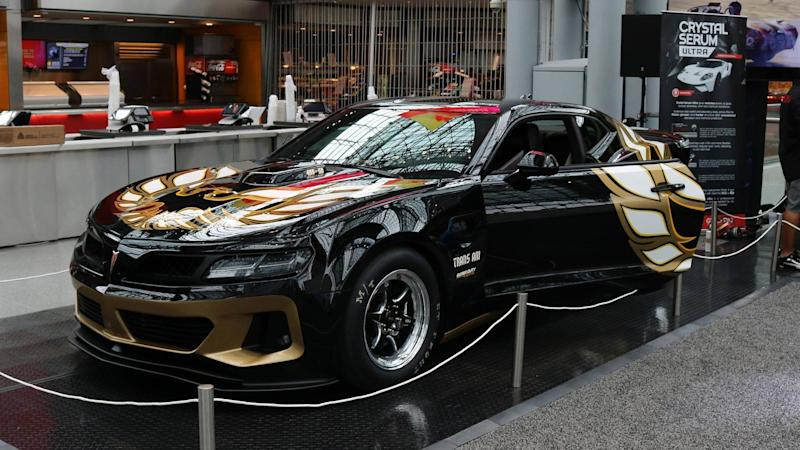 Trans am super duty converted for drag racing duty with for Am motors used cars