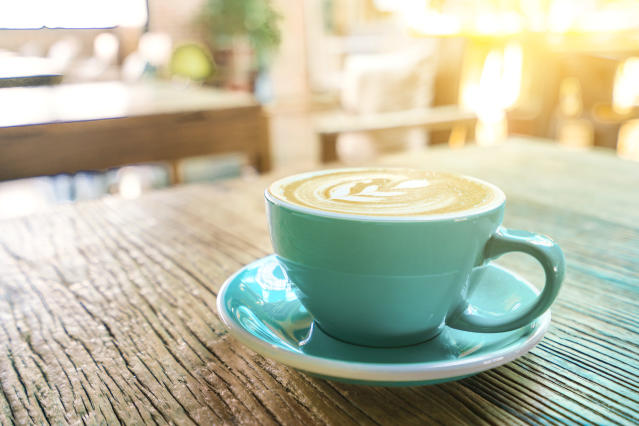 Moderate coffee drinking could be good for you. [Photo: Getty]