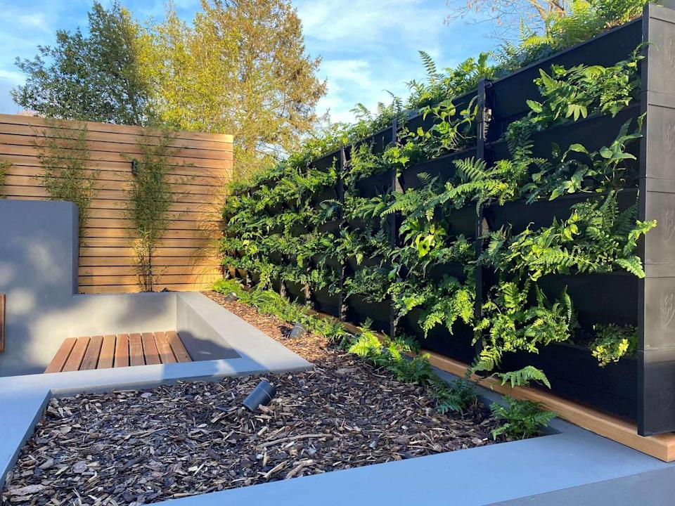 "<p>PlantBox is designed to bring walls to life and life to walls. This cleverly simple, modular and stackable vertical garden system is manufactured in the UK from 100 per cent recycled materials.</p><p><a href=""http://www.biotecture.uk.com/bioextra/plantbox/"" rel=""nofollow noopener"" target=""_blank"" data-ylk=""slk:www.biotecture.uk.com/bioextra/plantbox/"" class=""link rapid-noclick-resp""><strong>www.biotecture.uk.com/bioextra/plantbox/</strong></a></p>"