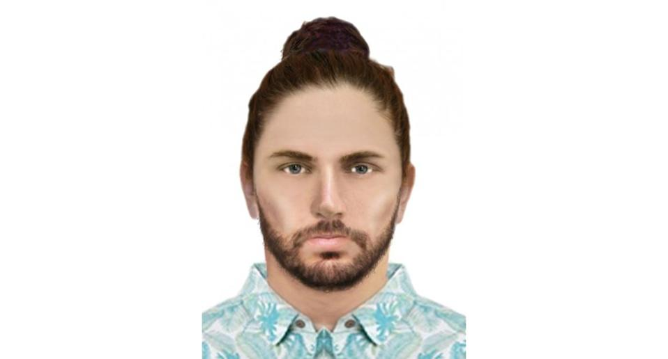 Detectives hunt a man after a woman was sexually assaulted at St Kilda Listen Out festival.