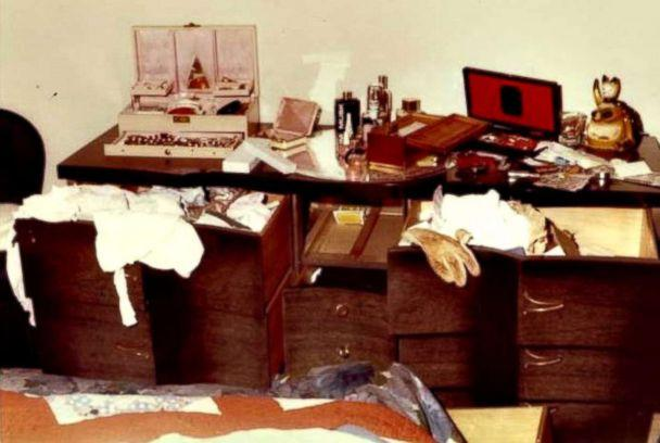 PHOTO: Ransacked drawers after an attack by the 'Golden State Killer.' (Courtesy FBI )