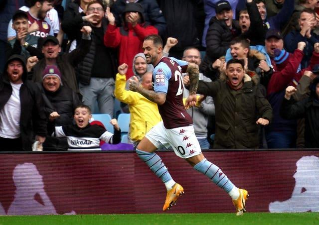 Danny Ings made a big-money summer switch from Southampton to Aston Villa