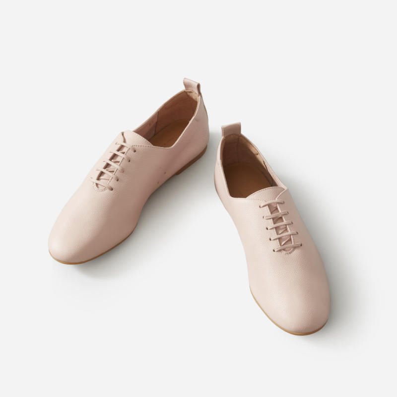 The Day Court Shoe in Blush