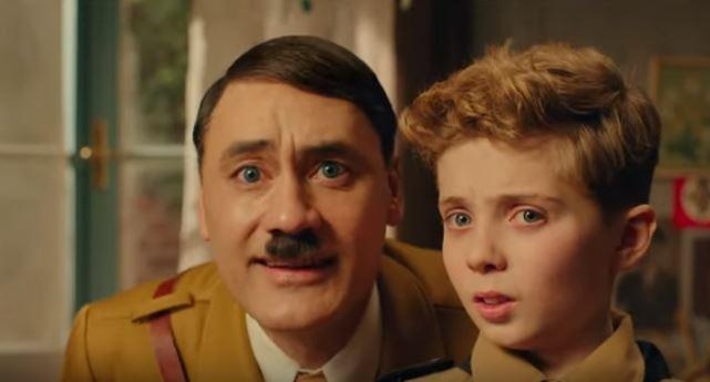 Jojo Rabbit is the latest from filmmaker Taika Waititi (Credit: Fox Searchlight)