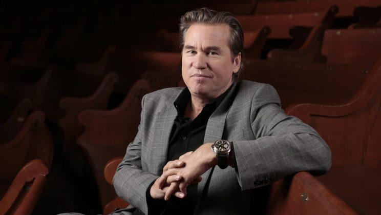 Kilmer... says that it was prayer that helped to cure his throat cancer - Credit: AAP