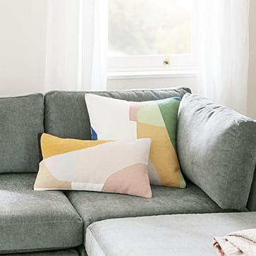 """<p><strong>West Elm</strong></p><p>westelm.com</p><p><a href=""""https://go.redirectingat.com?id=74968X1596630&url=https%3A%2F%2Fwww.westelm.com%2Fproducts%2Fcorded-abstract-formations-pillow-cover-t5570&sref=https%3A%2F%2Fwww.goodhousekeeping.com%2Flife%2Fmoney%2Fg34415742%2Fwest-elm-warehouse-sale-october-2020%2F"""" rel=""""nofollow noopener"""" target=""""_blank"""" data-ylk=""""slk:Shop Now"""" class=""""link rapid-noclick-resp"""">Shop Now</a></p><p><strong><del>$30 – $40</del> $21 – $28</strong></p>"""