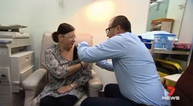 Demand for Tamiflu is currently outstripping supply. Source: 7 News
