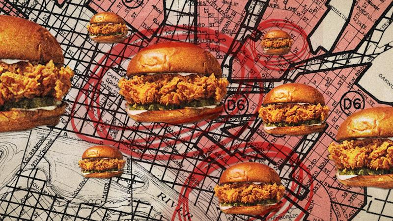 Why the Popeyes Chicken Sandwich Craze Quickly Morphed into Black Shaming