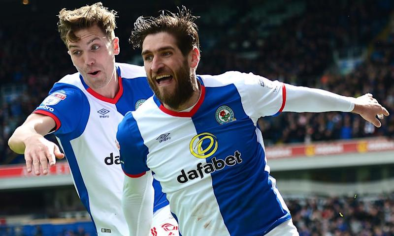 Joy for Danny Graham and Blackburn against Villa.