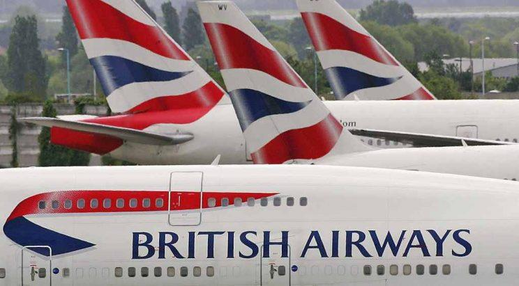 IT Crash Strands BA Passengers in British Airports