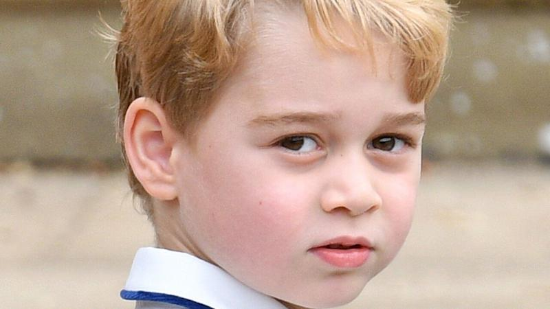 Prince George Shows Off Missing Teeth In Official 6th Birthday Photos!