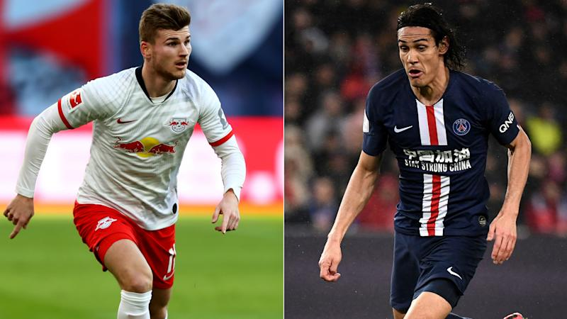 Inter urged to sign Werner and Cavani by Pirelli chief