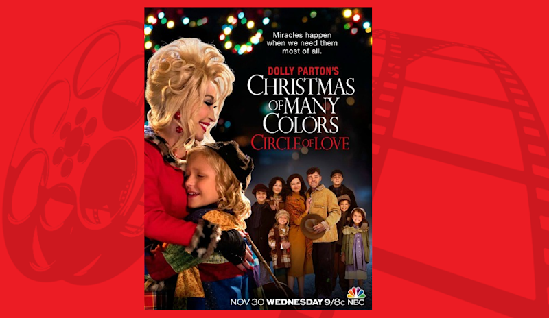 With Love Christmas Cast.Dolly Parton S Inspirational Story Continues With Christmas