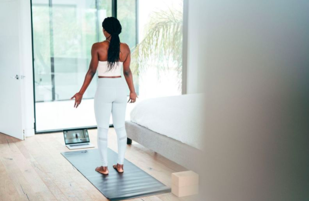 <h2>Alo Moves </h2><strong><br>The Deal: </strong>The yoga, fitness, and meditation app will offer 50% off their annual membership (normally $199) over Labor Day weekend. <br><br><strong>Why We Love It:</strong> Accessible to all levels, Alo Moves releases new classes weekly with a wide range of instructors. It also lets you track your progress, and can be done from the comfort of your living room.