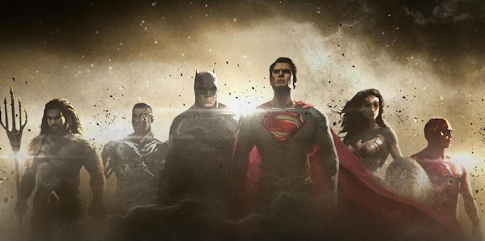 "<p>Batman follow's the Flash's advice and <a href=""https://www.yahoo.com/movies/the-justice-league-assembles-in-new-cinematic-205513256.html"" data-ylk=""slk:brings together DC's top team;outcm:mb_qualified_link;_E:mb_qualified_link;ct:story;"" class=""link rapid-noclick-resp yahoo-link"">brings together DC's top team</a>, rounded out by Wonder Woman, Aquaman, Cyborg, and (spoiler alert!) Superman. They will face the extraterrestrial entity Darkseid, whose arrival is teased in Batman's visions in <i>BvS.</i> Zack Snyder will direct. What's not known is whether Green Lantern — a founding member in the comics whose cinematic career was almost derailed by the 2011 Ryan Reynolds misfire — will be in this film or will arrive in the <i>Justice League </i>sequel.</p>"