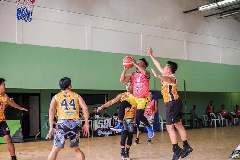 Hotshots tally 1st win in SBL