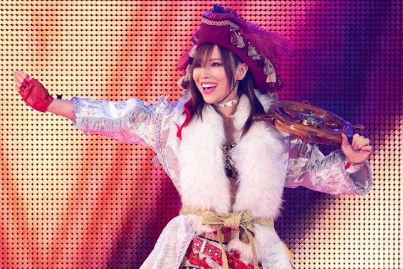 Kairi Sane Leaves WWE; Wrestling Superstars Bid Her Bon Voyage