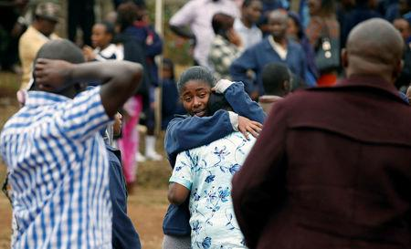 Kenya Dormitory Fire Kills 7 Schoolgirls, Injures 10