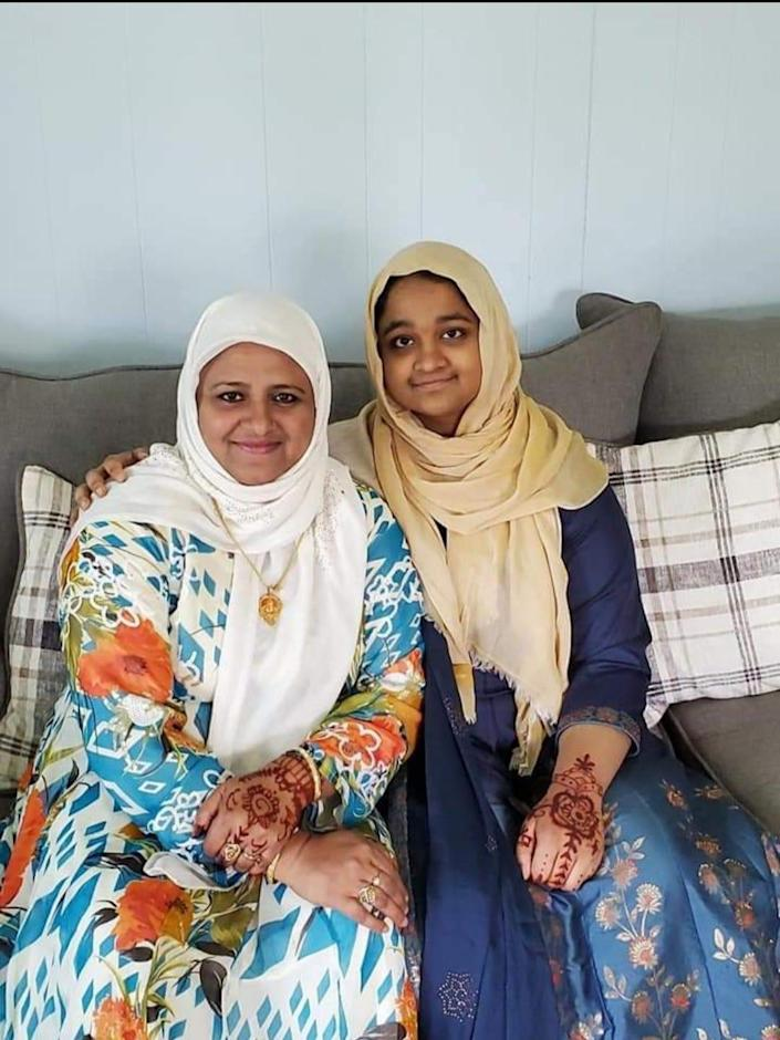 Lamisa Fairooz and her mom spend Ramadan cooking together in Rochester, New York.