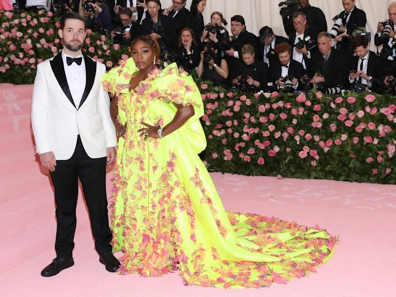 Serena Williams felt 'empowered' in her Nike trainers at 2019 Met Gala